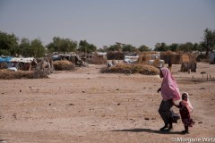 Sayam Forage est le seul camp de déplacé de l'UNHCR dans la région.