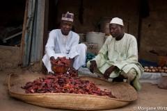 « Avant, l'agriculture se passait bien à Diffa. Tout le monde y trouvait son compte ; les agriculteurs, les transporteurs et les commerçants », explique Ibrahim, agriculteur.