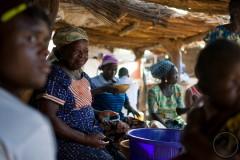 Chez la dolotière, Burkina Faso
