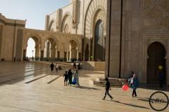 Mosquée Hassan II, Casablanca, Maroc