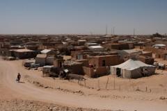 Le camp de Smara abrite 50 700 réfugiés sahraouis. Il est le plus grand des six camps installés à l'ouest de l'Algérie, dans la région de Tindouf.