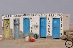 Chott el-Jérid, 2012.